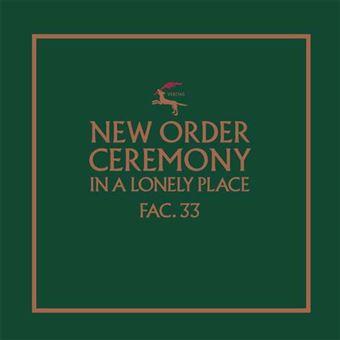 Ceremony - Version 1 - LP