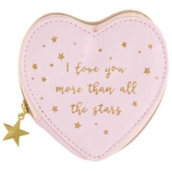 Porta-Moedas - I Love You More Than All the Stars