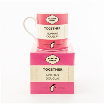 Caneca Together Penguin Books - Rosa