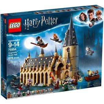 LEGO Harry Potter 75954 O Grande Salão de Hogwarts