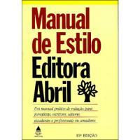 Manual de Estilo Editora Abril