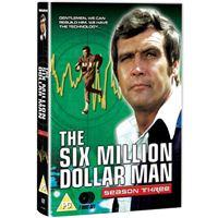 The Six Million Dollar Man - Season 3 - 7DVD Importação