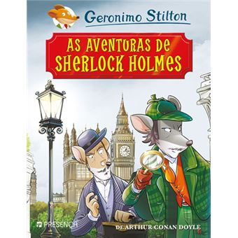 Aventuras de Sherlock Holmes de Arthur Conan Doyle