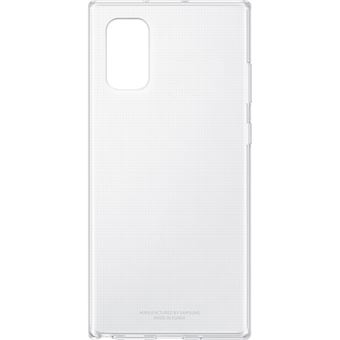 Capa Samsung Clear para Galaxy Note10+ - Transparente