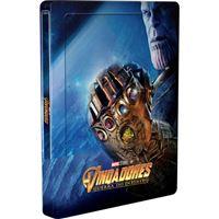 Vingadores: Guerra do Infinito - Edição Steelbook - Blu-ray