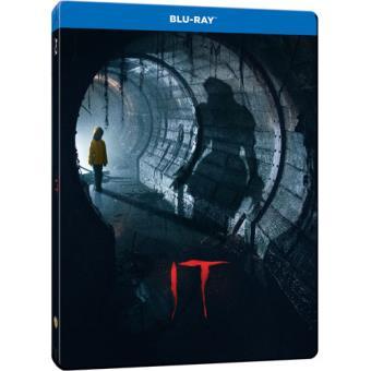 It- Edição Steelbook Exclusivo Fnac - Blu-ray