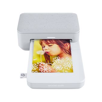 Impressora Fotográfica Portátil HP Sprocket Studio