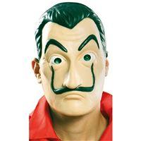 Máscara La Casa de Papel - Látex