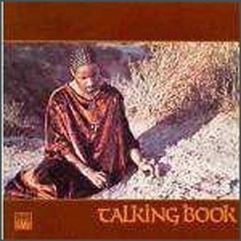 TALKING BOOK (LP)