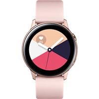 Smartwatch Samsung Galaxy Watch Active - 28mm - Rosa Dourado