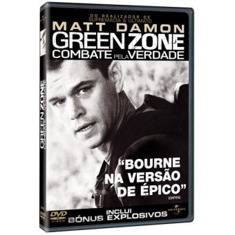 Green Zone - Combate Pela Verdade