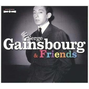 Serge Gainsbourg & Friends (4CD)