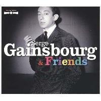 Serge Gainsbourg & Friends (4CD)