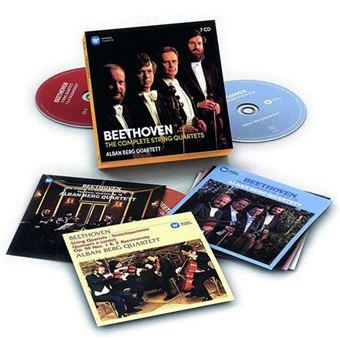 Beethoven: Complete String Quartets - 7CD