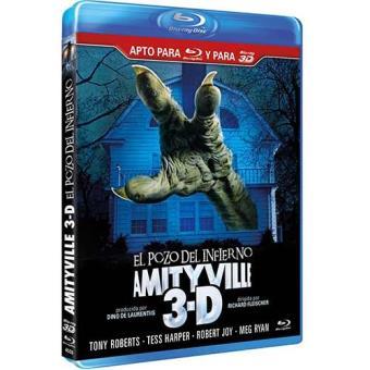 El Pozo del Infierno Amityville 3D (Blu-ray 3D + 2D)