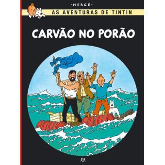 Tintin - Carvão no Porão