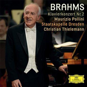 Brahms: Piano Concerto No. 2 in B Flat Major, Op. 83 - CD