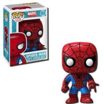 Funko Marvel Pop! Spiderman (10cm) - 3