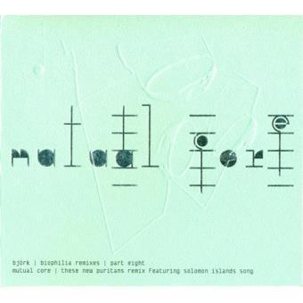 Biophilia Remixes Series 8 - CDS