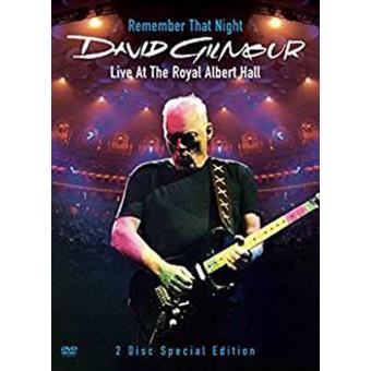 Remember That Night: Live From Royal Albert Hall (2DVD)