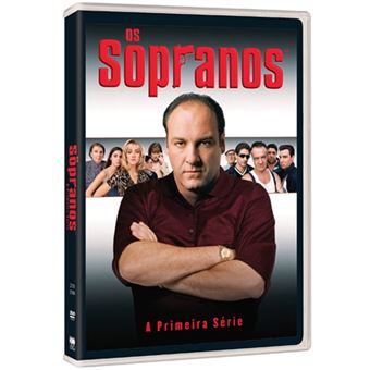 Os Sopranos - 1ª Temporada - DVD