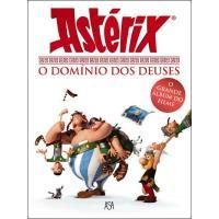 Astérix O Domínio dos Deuses - O Grande Álbum do Filme