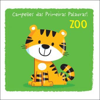 Campeões das Primeiras Palavras - Zoo