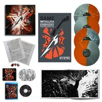 S&M2 - Deluxe - 4LP + 2CD + Blu-ray