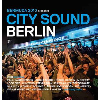City Sound Berlin (2cd) (imp)