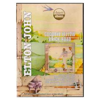 GOODBYE YELLOW BRICK ROAD (DVD)(IMP