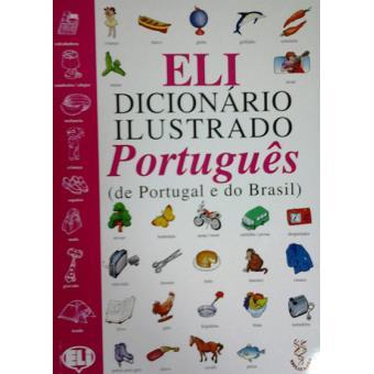 ELI DICIONARIO ILUSTRADO PORTUGUES - Collectif