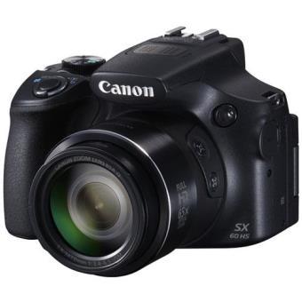 Canon PowerShot SX60 HS (Preto)