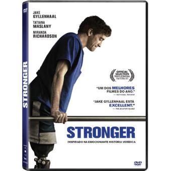 Stronger - A Força de Viver - DVD
