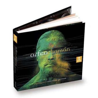 Orfeo Chamán (Deluxe Edition) (CD+DVD)