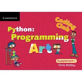 Coding club python: programming art