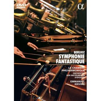 Berlioz: Symphonie fantastique, Op. 14 (DVD)