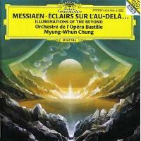 MESSIAEN-ECLAIRS SUR L`AU