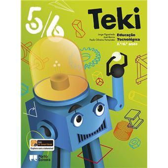 Teki Educação Tecnológica 5º-6º Anos - Manual do Aluno