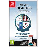 Brain Training Dr. Kawashima - Nintendo Switch