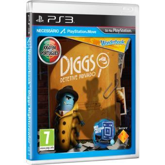 Diggs Detetive Privado PS3