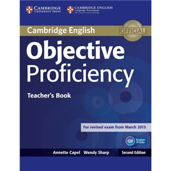 Objective Proficiency - Teacher's Book