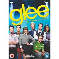 Glee - Season 6 - DVD Importação