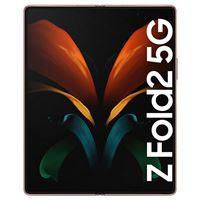 Samsung Galaxy Z Fold2 - 256GB - Mystic Bronze