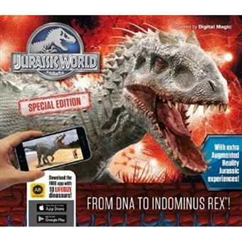 Jurassic world special edition: fro