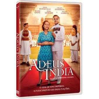 Adeus Índia (DVD)