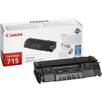 Canon Toner CRG-715 1975B002AA Preto