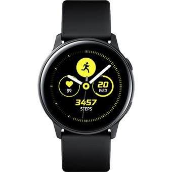 Smartwatch Samsung Galaxy Watch Active - 28mm - Preto