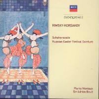 Rimsky-Korsakov   Scheherazade & Russian Easter Festival Overture