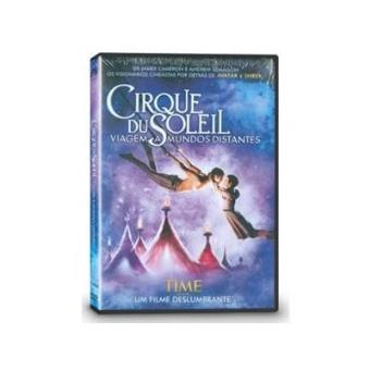 Cirque Du Soleil - Viagem A Mundos Distantes