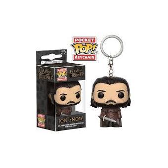 Funko Pop Keychain: Game Of Thrones - Jon Snow